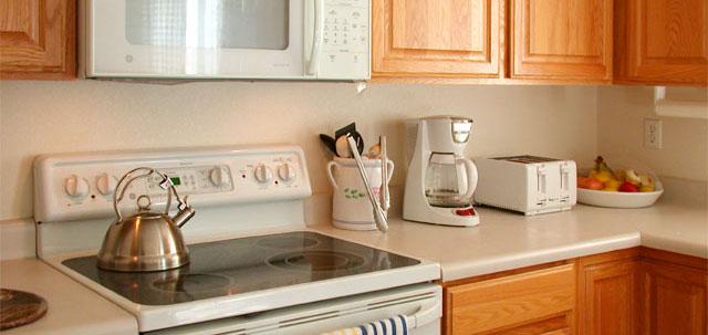 Rengøring af køkkenet – Pænt og rent køkken