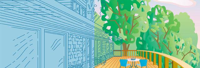 Er din bolig bæredygtig? Hvad er en bæredygtig bolig?