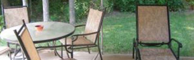Er din terrasse klar til foråret og sommeren?