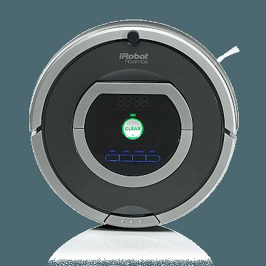 Stovsuger, iRobot Roomba 780