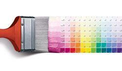 valg af farve
