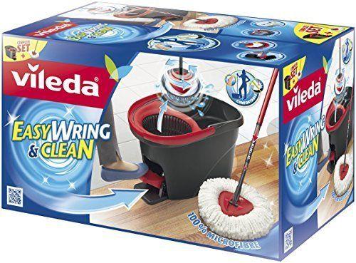 moppe og spand