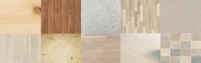 Valg af gulve – Guide til valg af trægulve, vinylgulve, laminatgulve og lamelgulve