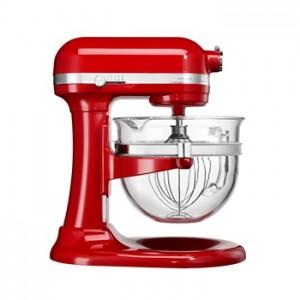 kitchenaid_røremaskine_rød