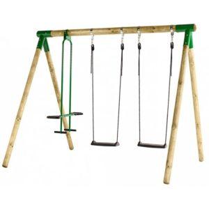 Gymnastikringe til gyngestativ
